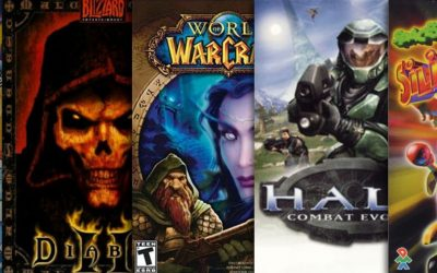 Zyori's Top 10 Favorite Video Games